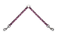 "Lupine 1/2"" Tickled Pink 9"" Coupler"