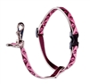 "Lupine Tickled Pink 16-26"" No-Pull Harness - Medium Dog"
