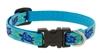 "Lupine 1/2"" Turtle Reef 10-16"" Adjustable Collar"