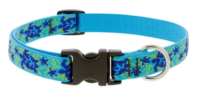 "Lupine 3/4"" Turtle Reef 13-22"" Adjustable Collar"