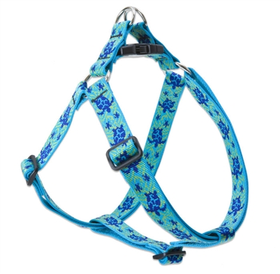"Lupine 1"" Turtle Reef 24-38"" Step-in Harness"
