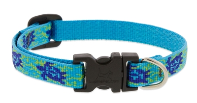 "Lupine 1/2"" Turtle Reef 8-12"" Adjustable Collar"