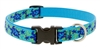 "Lupine 3/4"" Turtle Reef 9-14"" Adjustable Collar"