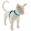 "Lupine 1/2"" Turtle Reef 9-14"" H-Style Cat Harness"