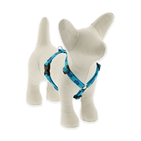 "Lupine 1/2"" Turtle Reef 9-14"" Roman Harness"
