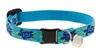 "Lupine 1/2"" Turtle Reef Cat Safety Collar with Bell"