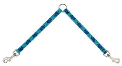 "Lupine Turtle Reef 18"" Coupler for Small Dogs"