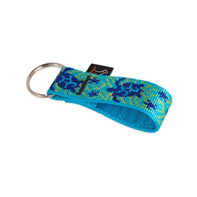 Lupine Turtle Reef Key Chain - 1""