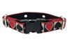 "LupinePet Retired Hold 'Em 3/4"" UCC Collar (R-22) - Size 9-12 (X-Small)"