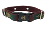 "Lupine Retired Northwoods 3/4"" UCC Collar (R-22) - Size 9-12 (X-Small)"
