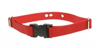 "Lupine 3/4"" Red Underground Containment Collar"