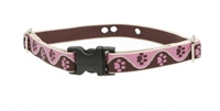 "Lupine 3/4"" Tickled Pink Underground Containment Collar"