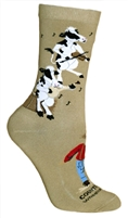 Wheel House Design Country Moosic Socks (Size 9-11)