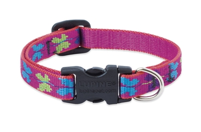 "Lupine 1/2"" Wing It 8-12"" Adjustable Collar"