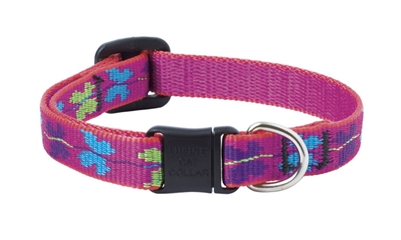 Lupine Wing It Safety Cat Collar
