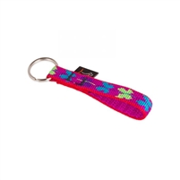 Lupine Wing It Key Chain - 1/2""