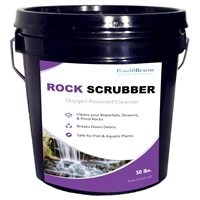 Rock and Waterfall Scrubber 50lb.