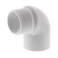 "1.5"" 90-Degree Inlet Threaded Elbow 410-015"