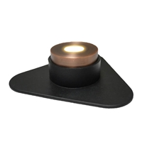 1-Watt LED Bronze Puck Light