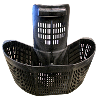 Compact Skimmerfilter Basket with Handle RC005A