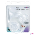 Spectra Breast Shield Set with 20mm Flange ( 1 Single Set )