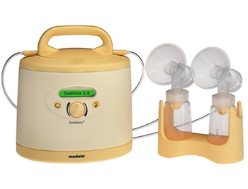 Medela Symphony PLUS® Breast Pump with Initiate & Maintain Program Rental
