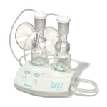 Ameda Purely Yours Breast Pump Free Ground Shipping within 48 US States