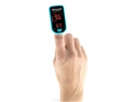 Proactive Finger Pulse Oximeter with Pouch and Hanging Cord with Carrying Case  Shipping 48 US States