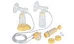 Medela Lactina/ Classic Double Pumping System Kit