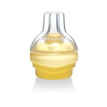 Medela Calma replacement nipple with lid