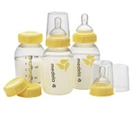 Medela BPA Free 3 Pk Breast Milk Bottles - 5 oz.