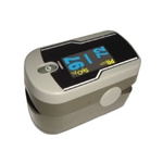 Oximeter Plus Clip On C21 Finger Pulse Oximeter with Carrying Case Free Ground Shipping 48 US States