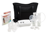 Ameda Finesse Electric Breast Pump with Double Kit