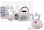 Spectra S2 Plus Electric Breast Pump with Dual Accessory Kit