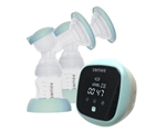 Zomee Electric Rechargeable Breast Pump with Double Kit