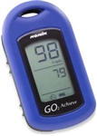 Nonin GO2 Achieve 9570 Finger Pulse Oximeter with Case & Shipping