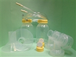 Pump In Style Advance Kit with 24 mm Breast Shields & Original Tubing