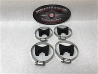 Remote Reservoir Rubber Mounting Grommets | Schmidty Racing