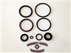 Polaris 400/500 Scrambler Shock Rebuild Seal Kit (rear) | Schmidty Racing