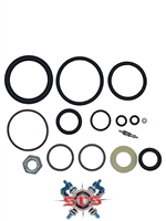 "Works Performance Rear Shock Seal Kit 5/8"" (Large Body) 