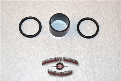 Works Performance Delrin Mounting Bushing Sleeve (O-rings) | Schmidty Racing