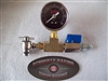 No Loss Chuck with Gauge & Shut-Off