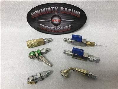 Nitrogen Hose End Assembly Tips | Schmidty Racing