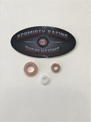 Schrader Replacement Sealing Washers | Schmidty Racing