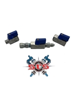 "1/4"" NPT High Pressure Shut Off Valves 