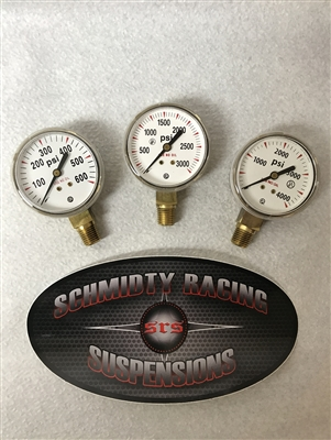 Uniweld Regulator Replacement Gauges | Schmidty Racing Suspensions