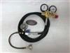 Uniweld 800PSI Regulator Kit with whip | Schmidty Racing