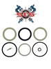 "Fox 2.5"" Bump-Stop/ Air-Shock Rebuild Seal Kit 