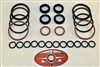 "Fox 2.5"" Triple Bypass Shock Rebuild Seal Kit"