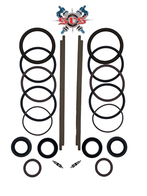 Fox 2.5 Shock Rebuild Seal Kit | Schmidty Racing